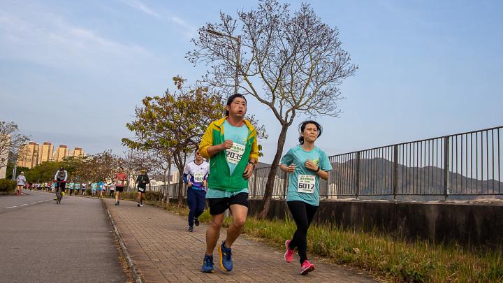 建造業開心跑暨嘉年華2020 - 10公里賽及3公里開心跑-299