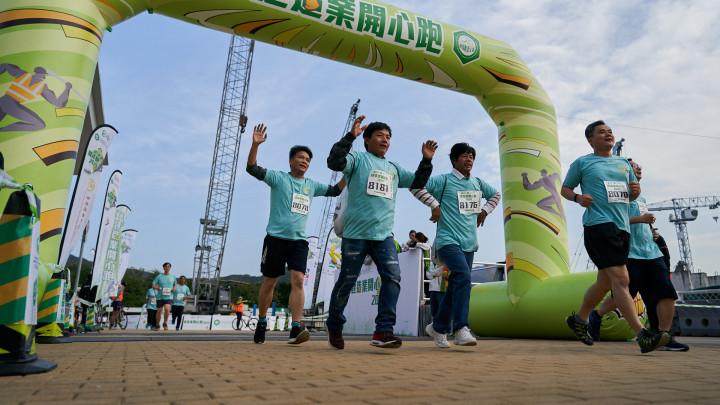 建造業開心跑暨嘉年華2020 - 10公里賽及3公里開心跑-110