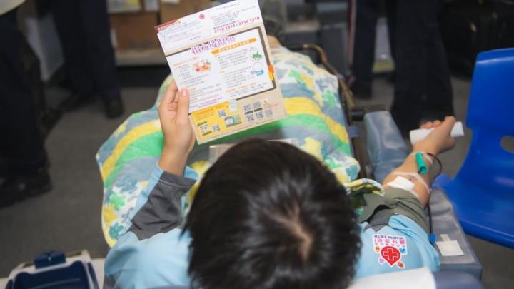 建造業捐血日2020 - 香港建造學院上水院校-024
