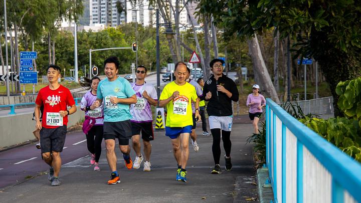 建造業開心跑暨嘉年華2020 - 10公里賽及3公里開心跑-285