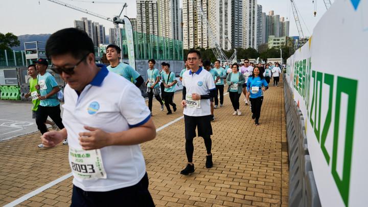 建造業開心跑暨嘉年華2020 - 10公里賽及3公里開心跑-058