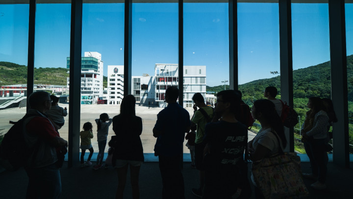 「消防及救護教育中心暨博物館」參觀-057