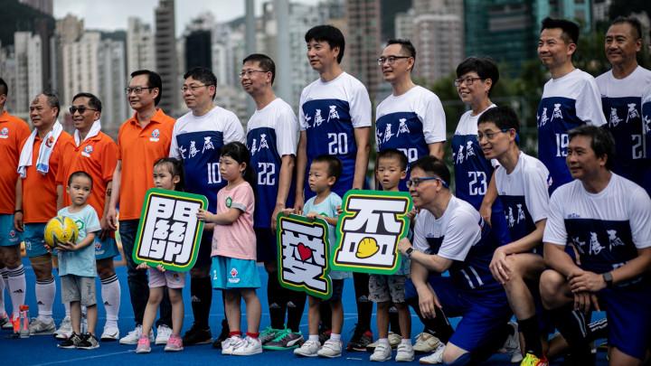 建造業五人足球同樂日2019—建造業關愛盃-059