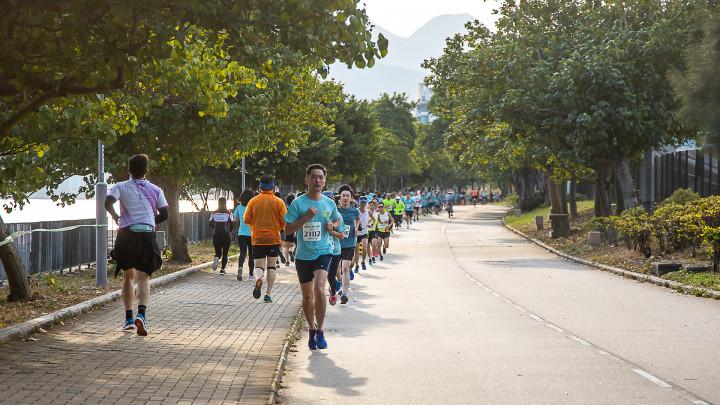建造業開心跑暨嘉年華2020 - 10公里賽及3公里開心跑