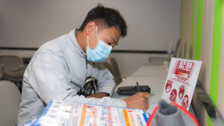 建造業捐血日2020 - 香港建造學院上水院校-002