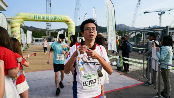 建造業開心跑暨嘉年華2020 - 10公里賽及3公里開心跑-076