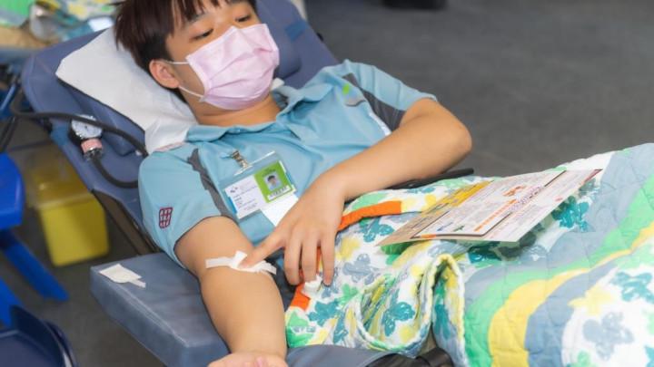 建造業捐血日2020 - 香港建造學院上水院校-057