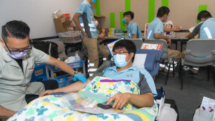 建造業捐血日2020 - 香港建造學院上水院校-046