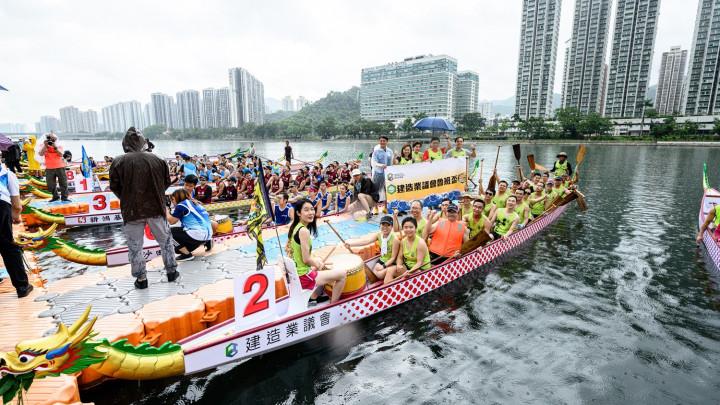 建造業議會魯班盃龍舟競賽2019點睛儀式-053
