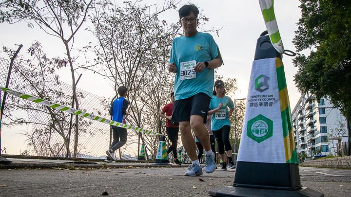 建造業開心跑暨嘉年華2020 - 10公里賽及3公里開心跑-322
