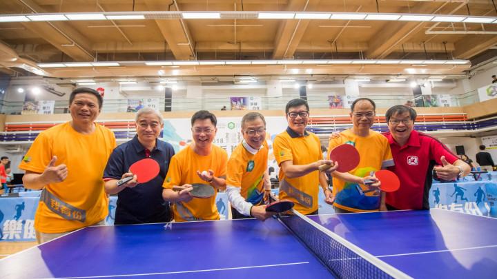 2018建造業乒乓球比賽暨嘉年華 - 精華重溫
