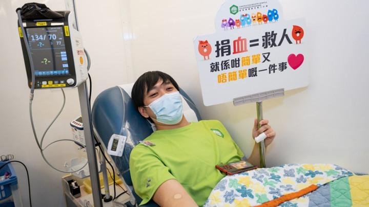 建造業捐血日2020 - 建造業零碳天地-022