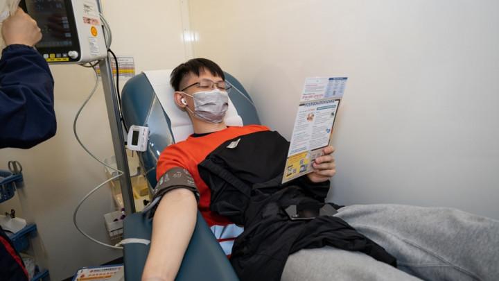 建造業捐血日2020 - 建造業零碳天地-018