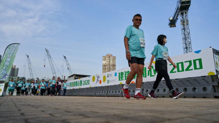 建造業開心跑暨嘉年華2020 - 10公里賽及3公里開心跑-065