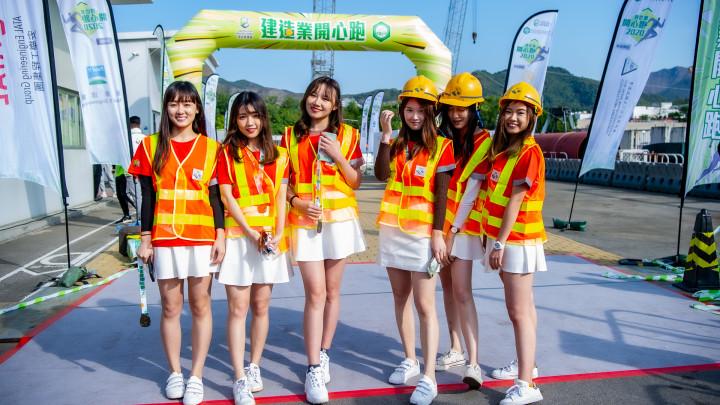 建造業開心跑暨嘉年華2020 - 周邊花絮