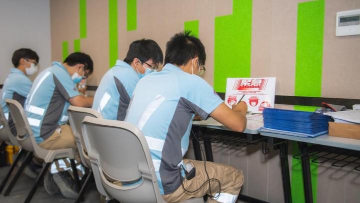 建造業捐血日2020 - 香港建造學院上水院校-007
