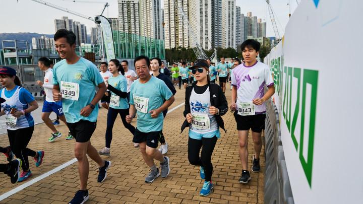 建造業開心跑暨嘉年華2020 - 10公里賽及3公里開心跑-055