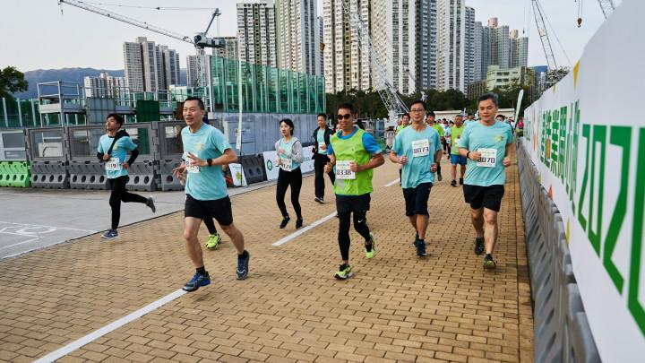 建造業開心跑暨嘉年華2020 - 10公里賽及3公里開心跑-052