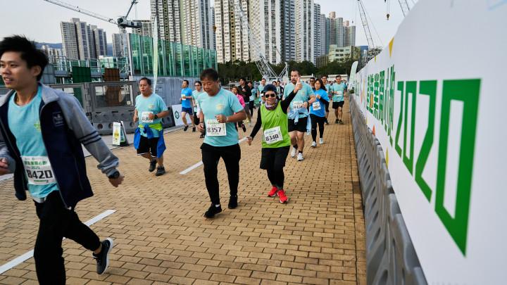 建造業開心跑暨嘉年華2020 - 10公里賽及3公里開心跑-049