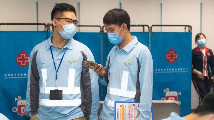 建造業捐血日2020 - 香港建造學院上水院校-012