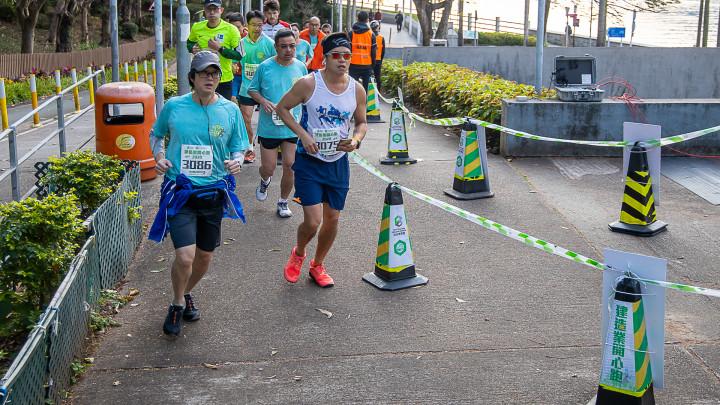 建造業開心跑暨嘉年華2020 - 10公里賽及3公里開心跑-276