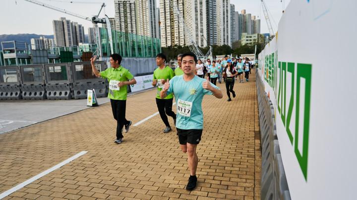 建造業開心跑暨嘉年華2020 - 10公里賽及3公里開心跑-053