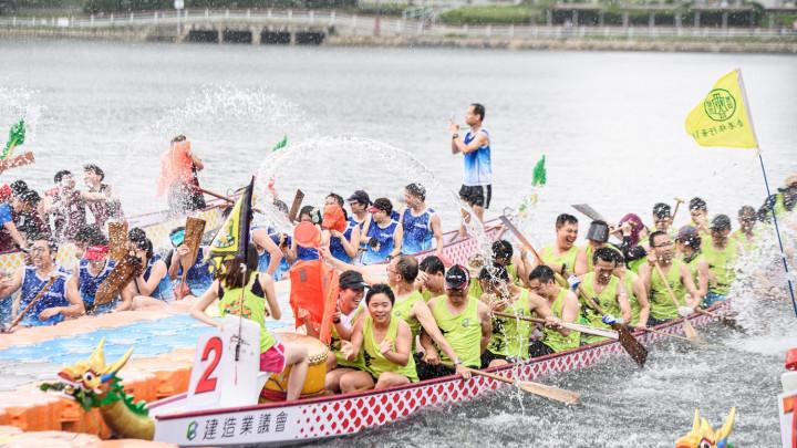 建造業議會魯班盃龍舟競賽2019點睛儀式-040