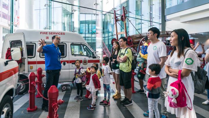 「消防及救護教育中心暨博物館」參觀-023