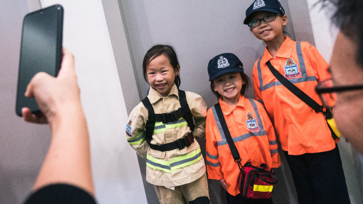 「消防及救護教育中心暨博物館」參觀-037