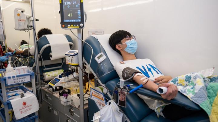 建造業捐血日2020 - 建造業零碳天地-027