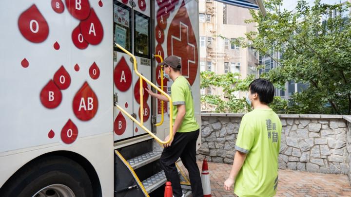 建造業捐血日2020 - 建造業零碳天地-016