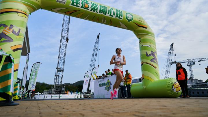 建造業開心跑暨嘉年華2020 - 10公里賽及3公里開心跑-105