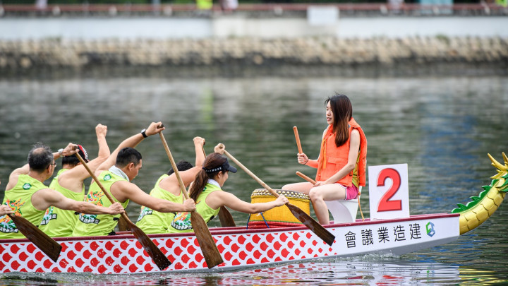 建造業議會魯班盃龍舟競賽2019點睛儀式-010