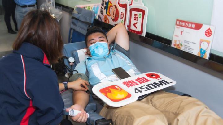 建造業捐血日2020 - 香港建造學院上水院校-039