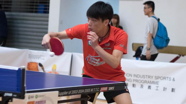 建造業乒乓球比賽2019-初賽-102