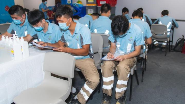 建造業捐血日2020 - 香港建造學院上水院校-009
