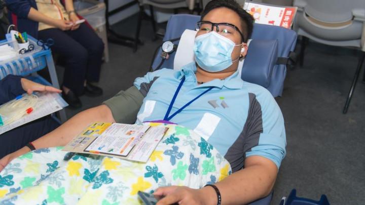 建造業捐血日2020 - 香港建造學院上水院校-021