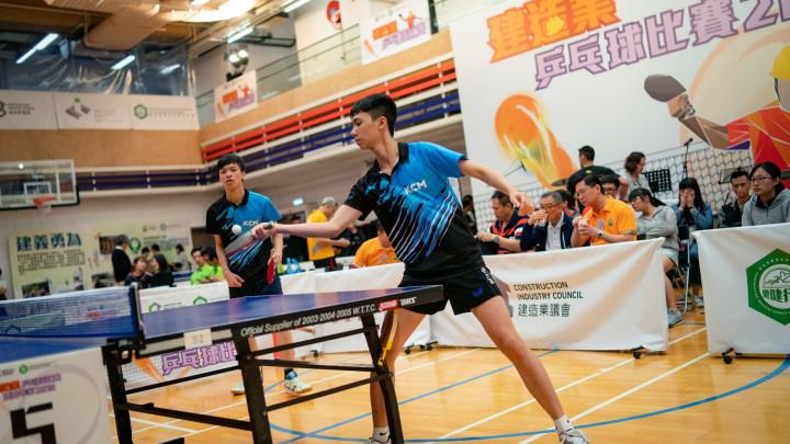 建造業乒乓球比賽暨嘉年華2019-賽事重溫-340