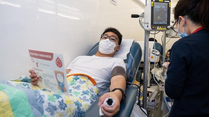 建造業捐血日2020 - 建造業零碳天地-026
