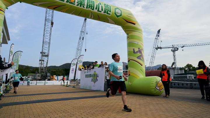 建造業開心跑暨嘉年華2020 - 10公里賽及3公里開心跑-099