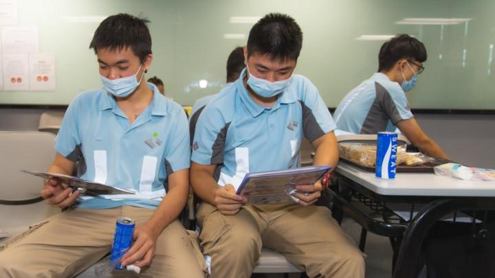 建造業捐血日2020 - 香港建造學院上水院校-034