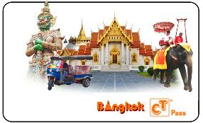 Bangkok 3 Days CT Pass