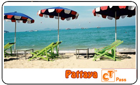 Pattaya 3 Days CT Pass