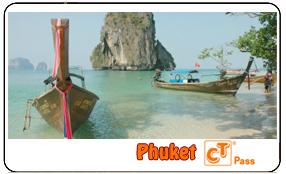 Phuket 3 Days CT Pass