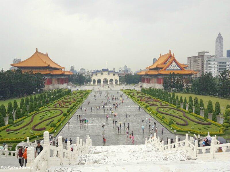 Taipei Afternoon City Tour
