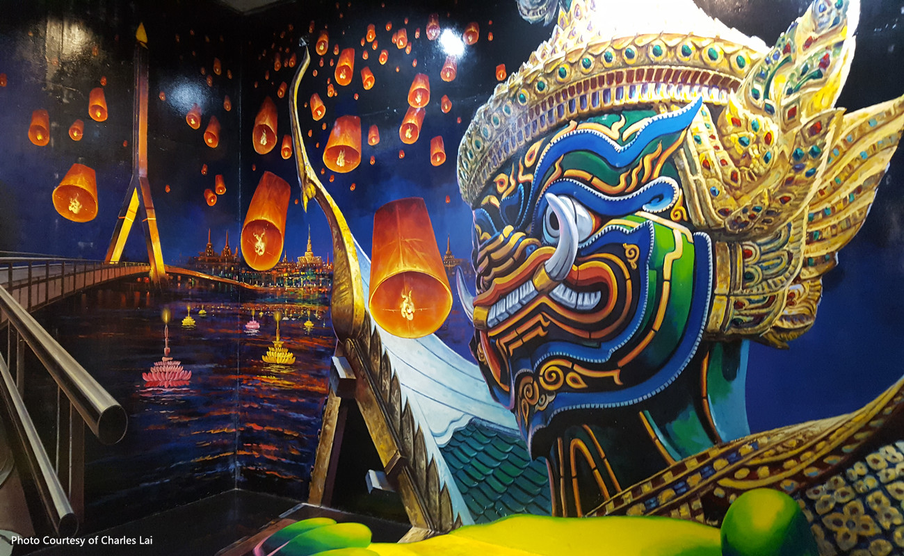 Admission Art In Paradise Pattaya New