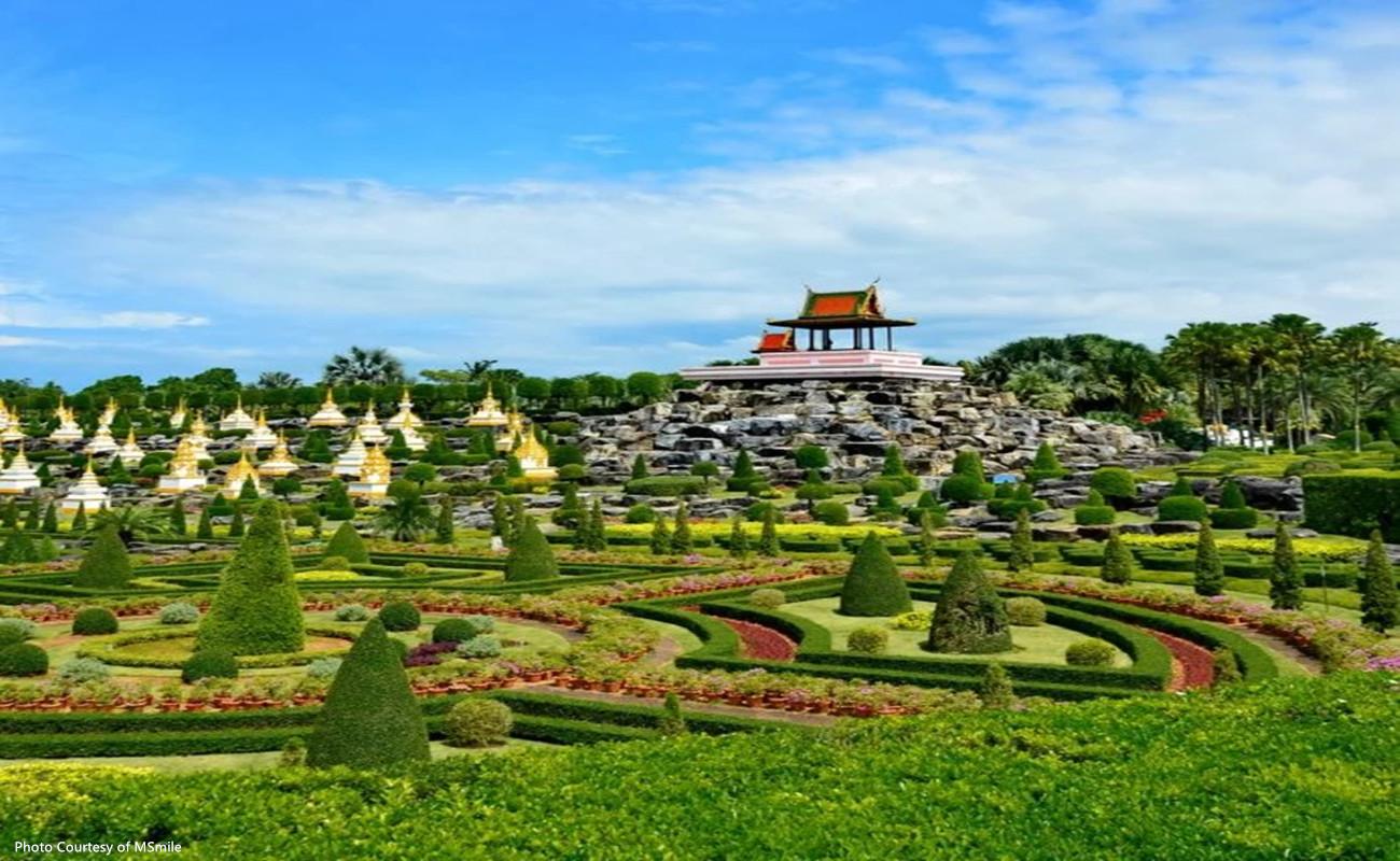 Nong Nooch Garden; Nong Nooch Garden