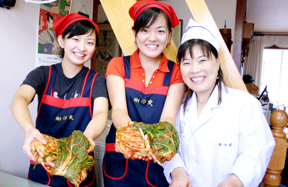 Kimichi Making | Activities in Seoul | Korean Food