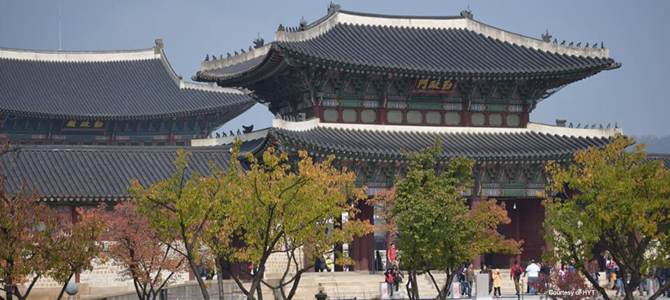 Korea Seoul Sightseeing