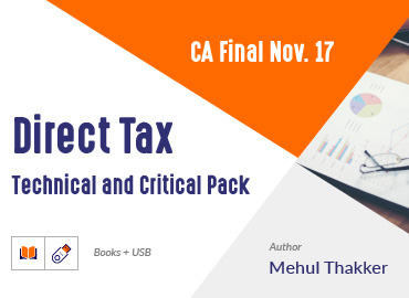 Direct Tax - Technical & Critical Pack